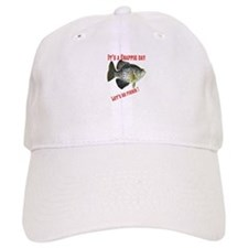Crappie Day Baseball Cap