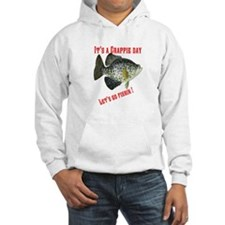 Crappie Day Hoodie