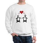 Penguin Hearts Sweatshirt