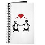 Penguin Hearts Journal