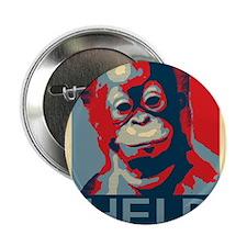 """Help Orangutans 2.25"""" Button"""