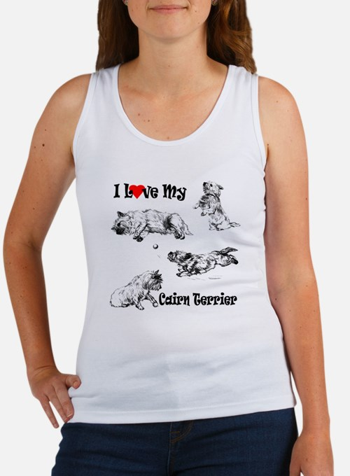 Love My Cairn Women's Tank Top