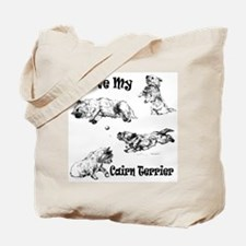 Love My Cairn Tote Bag