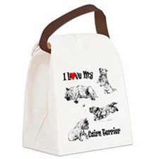 Love My Cairn Canvas Lunch Bag