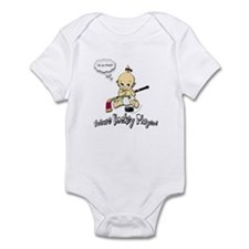 Future Hockey Player Pink Infant Bodysuit