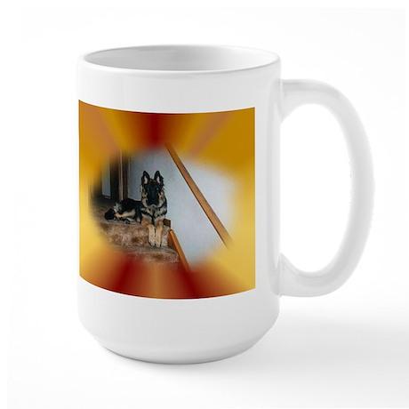 Personalized Large Mug