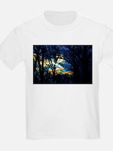 Starry Night Woods T-Shirt