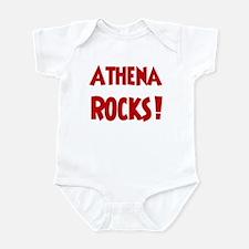 Athena Rocks Infant Bodysuit