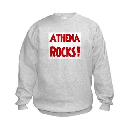 Athena Rocks Kids Sweatshirt