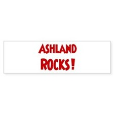 Ashland Rocks Bumper Bumper Sticker