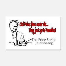 Old Prine Fans Car Magnet 20 x 12