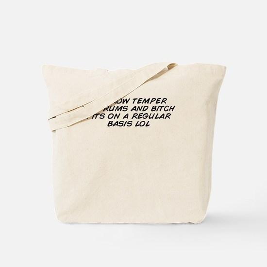 Unique Regular Tote Bag
