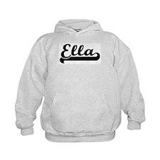 Black jersey: Ella Hoody