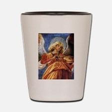 Melozzo Music Making Angel Shot Glass