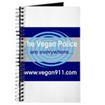Vegan Police Journal