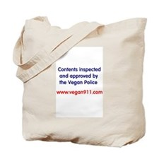 Contents Approved Tote Bag