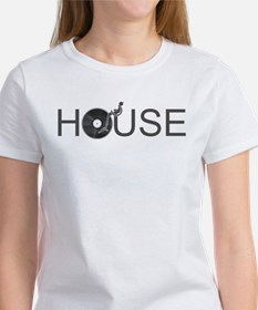 House Music Women's T-Shirt