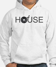 House Music Jumper Hoody