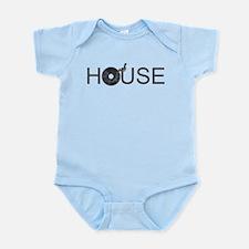 House Music Infant Bodysuit