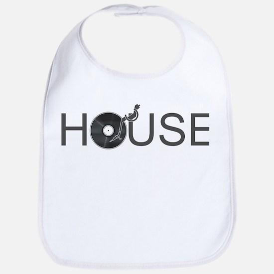 House Music Bib