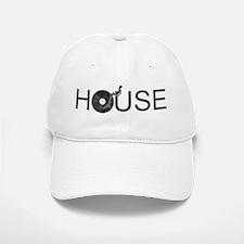 House Music Baseball Baseball Cap