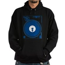 Male Turntable Hoody