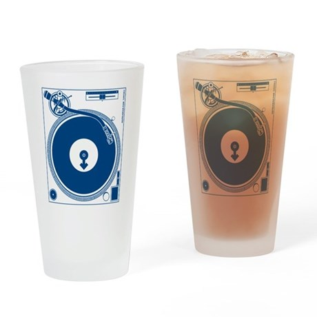 Male Turntable Drinking Glass