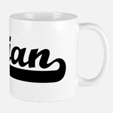 Black jersey: Jillian Mug