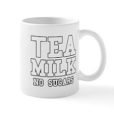 Tea Milk No Sugars Mug
