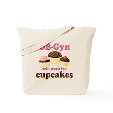 OB-Gyn Funny Tote Bag