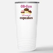 OB-Gyn Funny Travel Mug