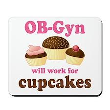 OB-Gyn Funny Mousepad