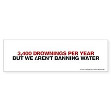 Ban Drowning, Bumper Sticker