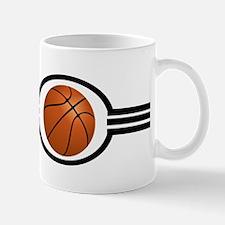 Basketball Stripes Mug