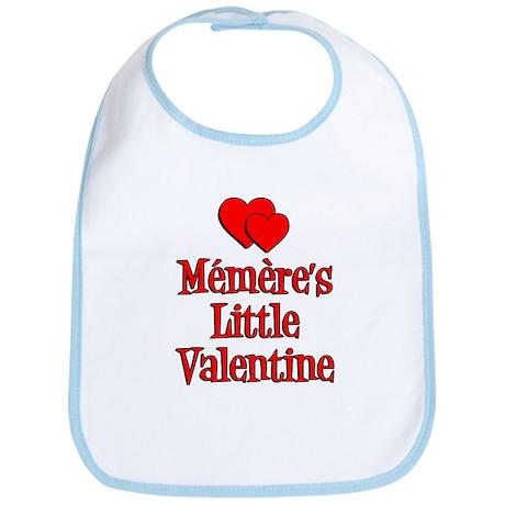 Memeres Little Valentine Bib