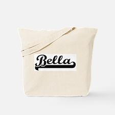 Black jersey: Bella Tote Bag