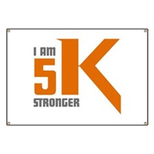 5K Stronger Banner