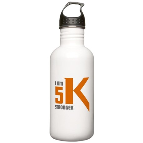 5K Stronger Stainless Water Bottle 1.0L
