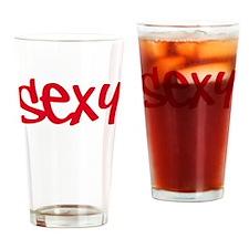 Sexy Drinking Glass
