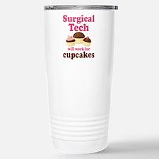 Surgical Tech Funny Travel Mug