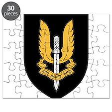 SASR badge Puzzle
