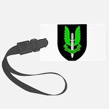 SASR badge e7 Luggage Tag