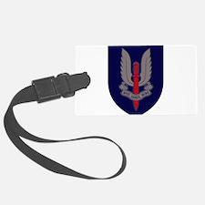 SASR badge e6 Luggage Tag