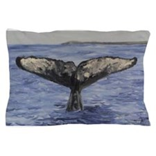 whale 7.JPG Pillow Case