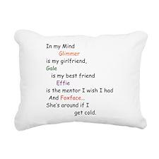 Cool District 5 hungergamesmovie Rectangular Canvas Pillow
