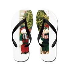 Did You Say Snowball Fight? Flip Flops