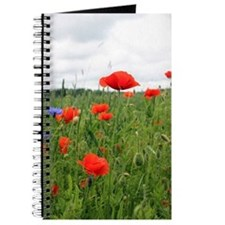 Field of Poppies Journal