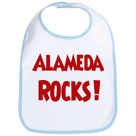 Alameda Rocks Bib