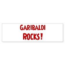 Garibaldi Rocks Bumper Bumper Sticker