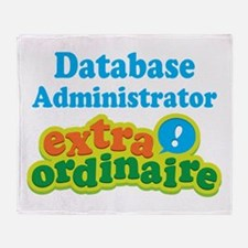 Database Administrator Extraordinaire Stadium Bla